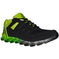 Port Men's Synthetic Mesh ROSTER Green Sports Shoes