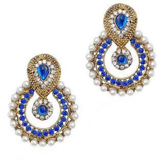 Jewels Gehna Alloy Party Wear Fashion Designer Stylish Earring Set For Women  Girls