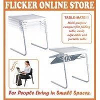 KS Table-Mate II PERFECT PORTABLE  FOLDABLE MULTI-PUROOSE TABLE