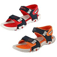 Sketch Combo Of Two Designer Casual Sandal (Pack Of 2)