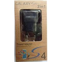 1 Amp Samsung Travel Charger 5W (Detachable With USB To Micro USB Cable)