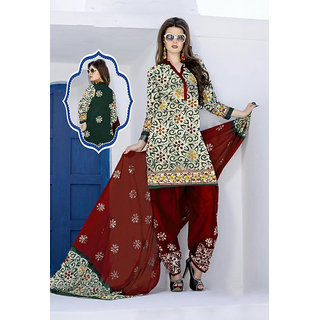 2db1212b300 Buy Urishilla Batik Print Premium Quality Dress Material (Unstitched)  Online - Get 58% Off