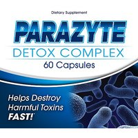 ParaZyte Parasite Cleanse - Parasite Detox - Natural Herbal Cleanse -