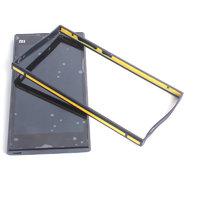 Callmate Bumper Case For Xiaomi MI 3 With Free Screen Guard - Yellow