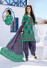 Urishilla Batik Print Premium Quality Dress Material (Unstitched)