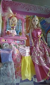 Barbee  Doll With sister