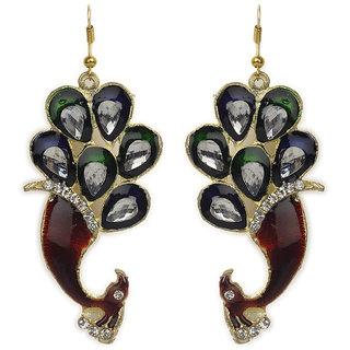 The Pari Multi Color Earrings (Tper-15)
