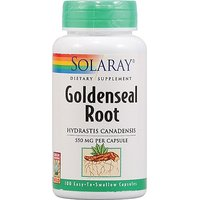 Goldenseal Root 550Mg Solaray 100 Caps