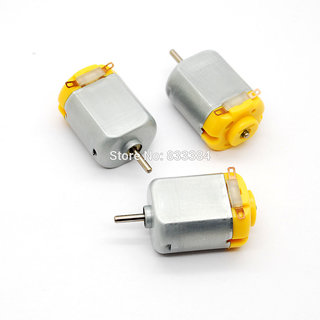 UG Brand 4 pcs Small Electric DC Motor 6v, High-speed, for RC Toys and RC Cars