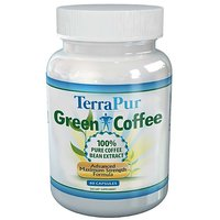 Green Coffee Bean Extract With Gca - 100% Pure 800 Mg. Natural, Ultra Advanced
