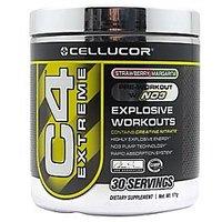 Cellucor C4 Extreme - 30 Servings - Strawberry Margarita Flavor