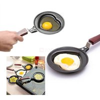 Kudos Heart Shape Mini Egg Pan