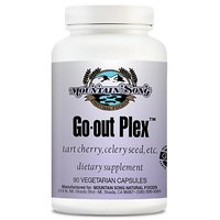 Go Out Joint Support With Tart Cherry Extract And Black Cherry Fruit Extract,
