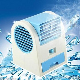 USB Portable Mini Ice Cooled Small Desktop Air Cooler F
