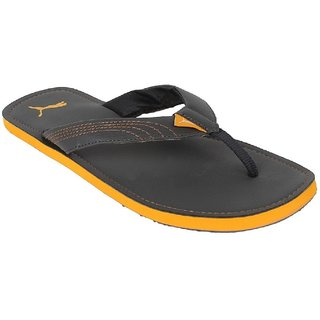 19f6fb3b7be Buy Puma Men Ketava III DP Turbulence Grey Flip Flops Online - Get 69% Off