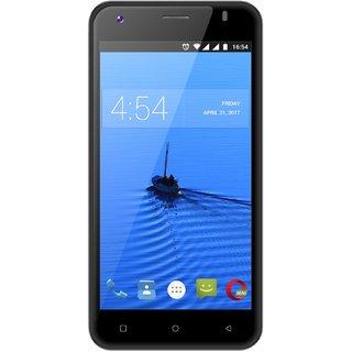 Swipe Elite 2 Plus 2017 4G VoLTE (1GB, 8GB, Black)