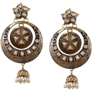 91bb52a28 Buy Tipsyfly Jannah Ethnic Earrings for women Online - Get 20% Off