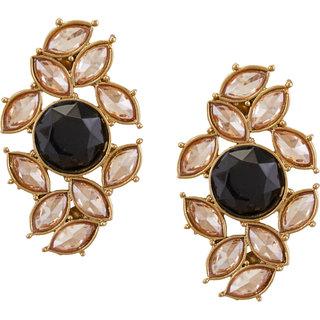 Tipsyfly Mirza Ethnic Earrings  for women
