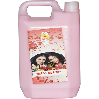 INDRANI HAND AND BODY LOTION(1LT)