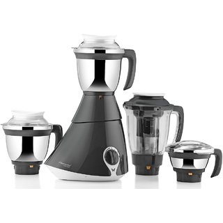 Butterfly Matchless 750W 3Jar Mixer Grinder Grey