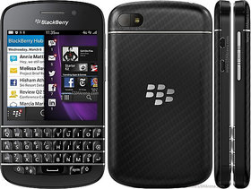 Blackberry Q10 (2 GB, 16 GB, Black)