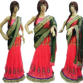 Stunning Lehenga shree by Saree house