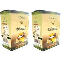 Dhavala Green Tea 200 Gms-set Of 2