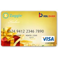 Zaggle Kuber Card(Rs 1000)