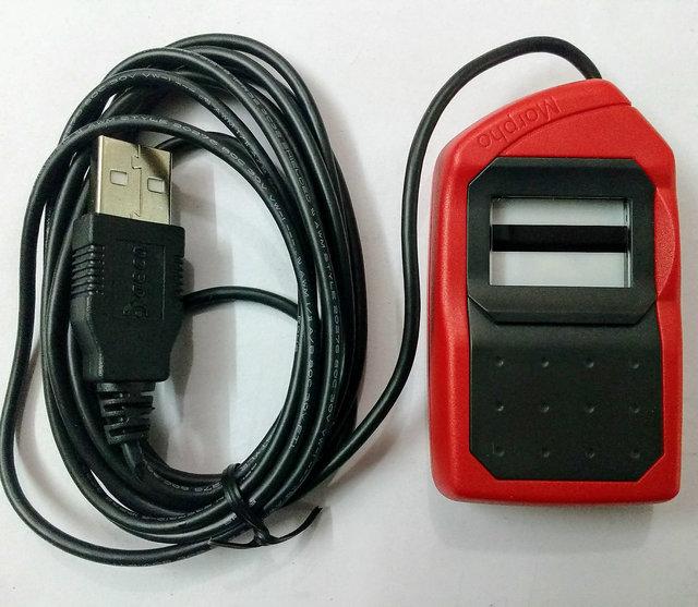 Morpho MSO 1300 E3 Finger Print Scanner For with RD