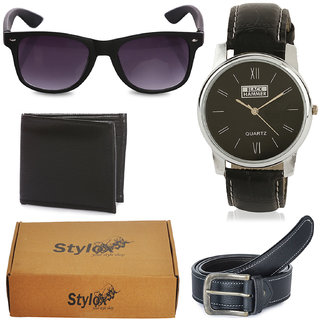 Men's Accessories (Synthetic leather/Rexine)