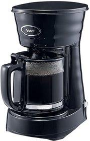 Oster BVSTDCUS 0.6 Liter Urban Black 4 Cup Coffee Maker
