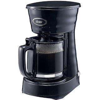 Oster Bvstdcus 0 6 Liter Urban Black 4 Cup Coffee Maker