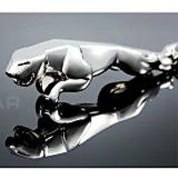 Jaguar Key Chain Full Metallic Keychain Car And Bike - 4890650