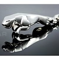 Jaguar Key Chain Full Metallic Keychain Car And Bike - 4890696