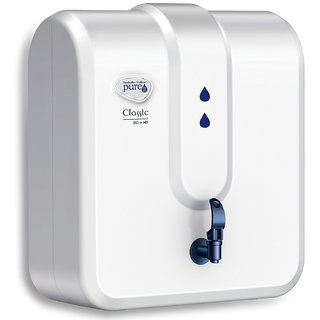 HUL Pureit Classic RO+MF 5-Litre Water Purifier (White)