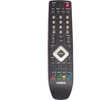 Buy Onida universal led/lcd tv remote controller Online