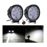 THE ONE CUSTOM 2Pcs 9Led 27w Bike Aux light Projector Lamp Spot Beam Drl For Enfield Classic 350