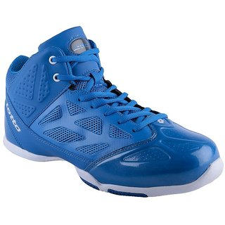 d721c6c41eff Buy Lotto Men Free Hi Blue Basketball Shoes Online   ₹3999 from ...