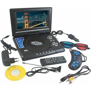 Portable EVD/DVD 3D Player 7.8 inch
