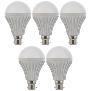 3 watt led  bulb set (of 5)