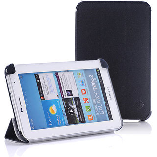 29dbd19db1 Luxury Italian Style Belk Tri Fold Smart Case Cover for Samsung Galaxy Tab  2 7 P3100 P6200 - Assorted Color