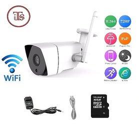 Home Security Outdoor wifi ip camera