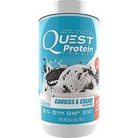 Quest Nutrition Protein Powder, Cookies & Cream, 22g Pr