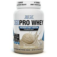 360CUT PRO Whey  Pure Whey Protein Isolate Protein Powd