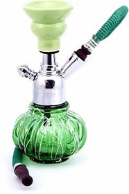 Colourfull 8 Inch Glass Hookah By Emarket
