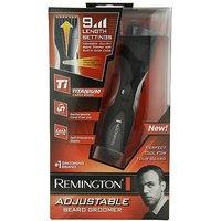 Remington Mb-200 Titanium Mustache And Beard Trimmer