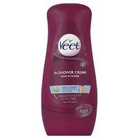 Veet In Shower Hair Remover Cream, Sensitive Formula, 10.10 Ounce