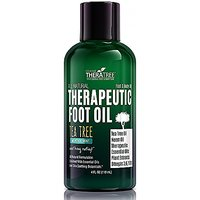 Foot Oil - Soothing Menthol Mint - Tea Tree Oil & Neem