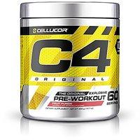 C4 Original Explosive Pre-Workout Supplement , Fruit Pu
