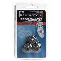 Remington Sp 19 Titanium Microflex Replacement Heads And Cutters For Titanium